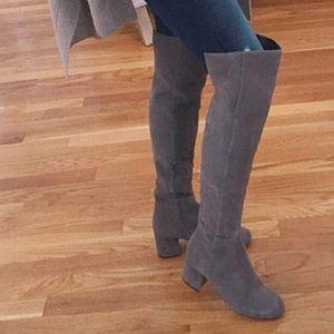New halogen scarlett boots